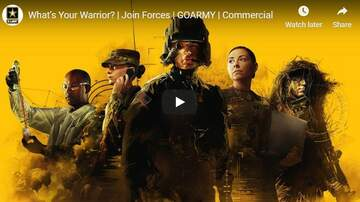 KC O'Dea Show - Army Commercial Has A Video Game & RPG Feel...