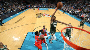 None - Thunder Rally Late But Lose To Bucks 121-119