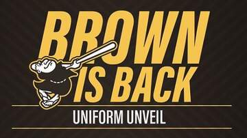 Follow Along With The Show - Brown Is Back! What Do You Think Of The New Padres Uniforms?