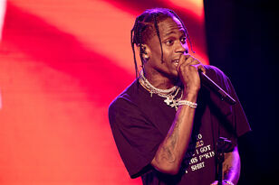 "Did Travis Scott Reveal He's Back With His ""Beautiful Wife"" Kylie Jenner?"