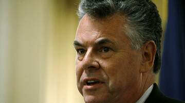 Politics - New York Rep. Peter King Won't Seek Reelection in 2020