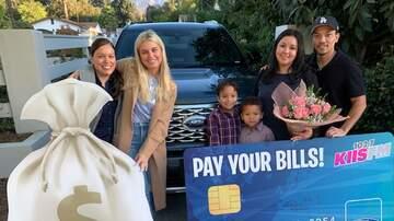 Ryan Seacrest - Seacrest Announces 4th Winner of KIIS FM's Pay Your Bills for a Year!