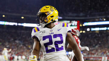Louisiana Sports - Little Big Man Edwards-Helaire Emerges As Go-To Guy For LSU