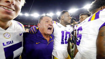 In The Zone - Did LSU/Bama Live Up to the Billing?