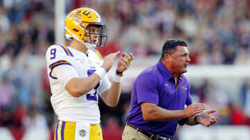 Louisiana Sports - LSU-Alabama Scores Most-Watched Game Of Season For CBS