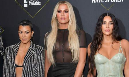 Trending - Kim Kardashian Cuts Off Kourtney During An Awkward AF Interview
