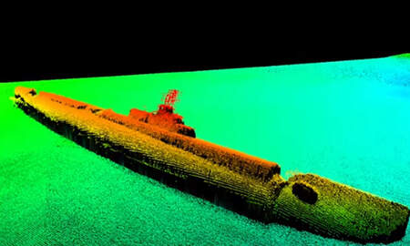 National News - WWII Submarine Missing For 75 Years Found Off The Coast Of Japan
