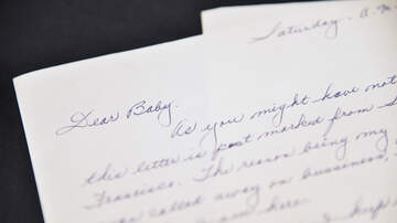 Chris Marino - Found Love Letters Are Returned To Families Of WWII Veterans