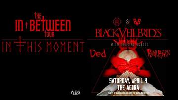 None - In This Moment & Black Veil Brides at The Agora