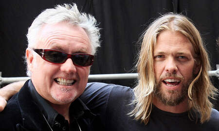 Rock News - Taylor Hawkins Might Have Left Foo Fighters If Not For Queen's Roger Taylor