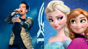 Lindsey Marie - Listen to Panic at the Disco's new song on the Frozen II soundtrack