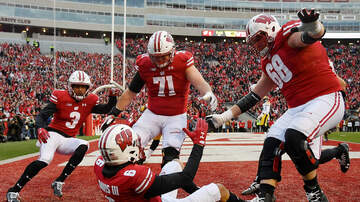 Wisconsin Badgers - Badgers players react to win over Iowa