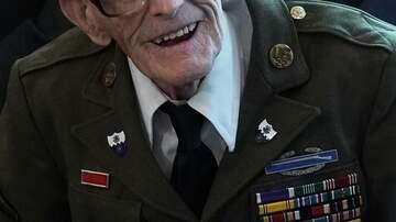Chris Marino - A WWII Vet Finally Gets High School Diploma
