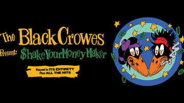 None - The Black Crowes Shake Your Money Maker Tour