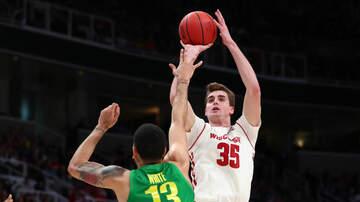 Wisconsin Badgers - Nate Reuvers named Big Ten Player of the Week