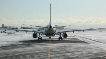 CJ - VIDEO: Plane Slides Off Snowy Runway
