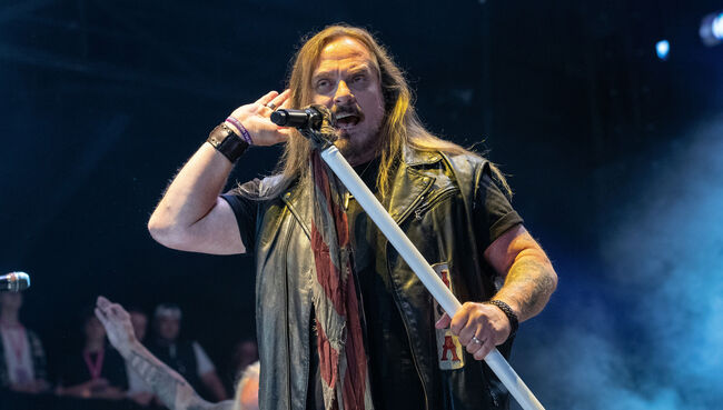 Lynyrd Skynyrd's Johnny Van Zant Predicts Farewell Tour Will End In 2020