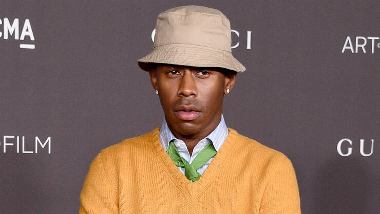 Tyler The Creator Defends Drake After He Was Booed Offstage At His Festival | iHeartRadio