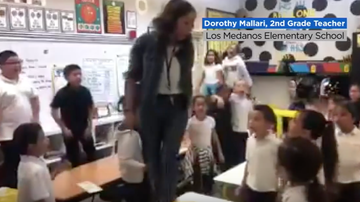Fay - This 2nd Grade Teacher Remixed Lizzo's 'Truth Hurts' To Inspire Students