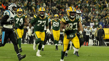 The Crossover with Ted Davis & Dan Needles - The Running Game Is The Biggest Reason Why The Packers Are 8-2