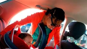J Will Jamboree - No forgotten kids, Italy requires car seat alarm
