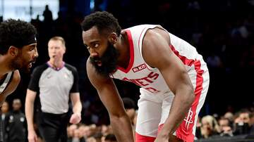Matt Thomas - James Harden Named Western Conference Player of the Week