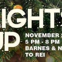 Join us for Lights Up at The Summit!