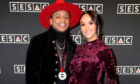 iHeartCountry - Jimmie Allen And Fiancee Alexis Gale Expecting Baby Girl