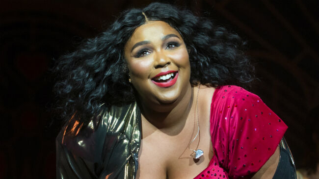Lizzo's Reaction To Mariah Carey's Stamp Of Approval Is All Of Us
