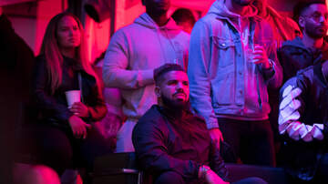 Gabby Diaz - Drake reacts to fans Booing him at Camp Flog Knaw!