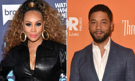 Trending - Vivica A. Fox Hints That Jussie Smollett Could Return To 'Empire'