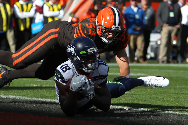 Seattle Seahawks vCleveland Browns