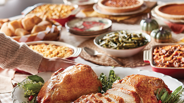 Bobby Bones - Food World: Cracker Barrel Selling An Entire Thanksgiving Dinner For $125