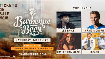 Tim Ben & Brooke - The 102.5 KNIX BBQ & Beer Festival Returns In 2020 To A New Location