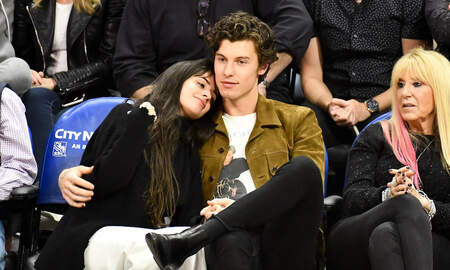 Entertainment News - Shawn Mendes & Camila Cabello Get Tattoos Together: See The Pictures