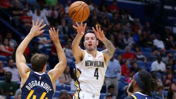 Louisiana Sports - Pelicans Fall To Rockets, 122-116
