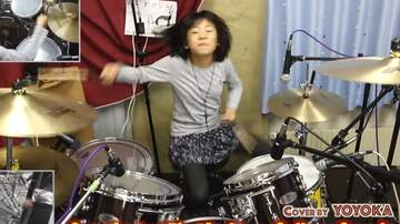 Paul and Al - 10 Year-Old Girl Drummer CRUSHES Rage Against The Machine