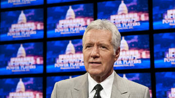 Valentine In The Morning - Alex Trebek Gets Choked Up During Final Jeopardy!