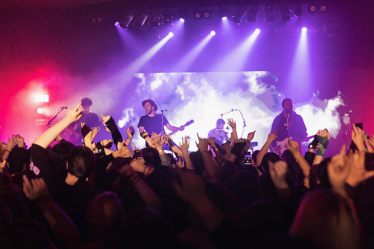 iHeartRadio LIVE And Verizon Bring You Fall Out Boy In Seattle