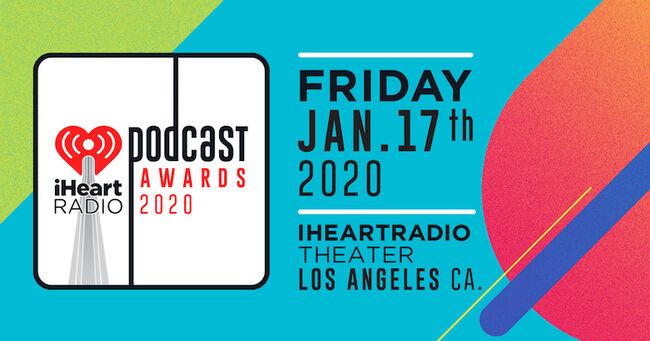 iHeartRadio Podcast Awards