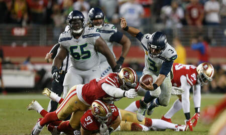Lucas in the Morning - Via #LITM: Russell Wilson is a Hall of Famer if his career ended today