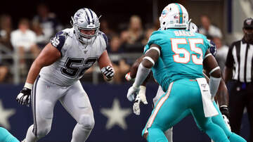 Sports Desk - Cowboys' Guard Has Knee Surgery