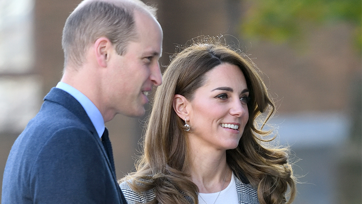 Kate Middleton And Prince William Just Had A Rare Showing Of PDA | iHeartRadio