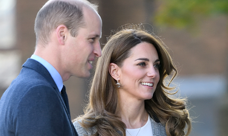 Entertainment News - Kate Middleton And Prince William Just Had A Rare Showing Of PDA