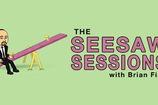 Seesaw Sessions Podcast: Damon Sharpe