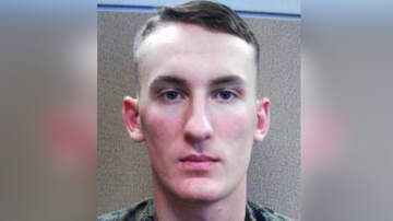National News - Missing Marine Deserter Accused Of Killing His Mother's Boyfriend