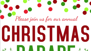 None - Join us at the Annual Lynn Haven Christmas Parade!