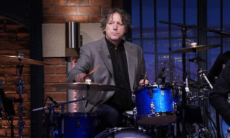 Rock News - Ex-Black Crowes Drummer Steve Gorman Explains Why He's Not Part Of Reunion