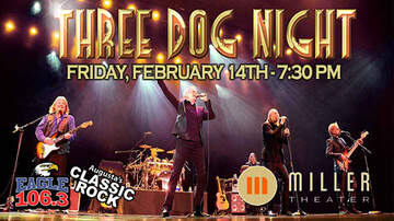 None - Three Dog Night - Live In Concert