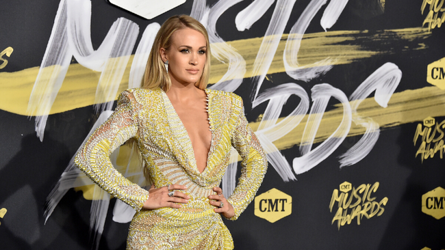 Carrie Underwood Pushed For 2019's Female-Centric CMA Awards